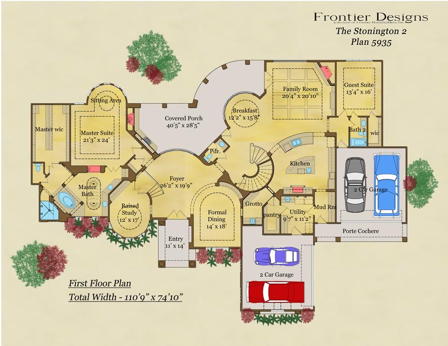 5935 First Floor Stonington II