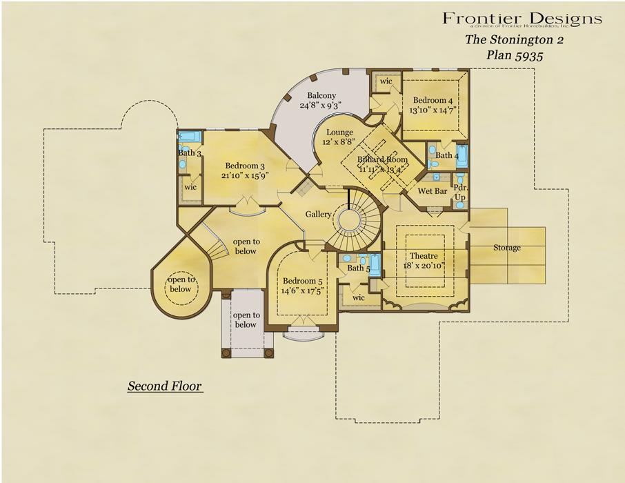 5935 Second Floor Stonington II