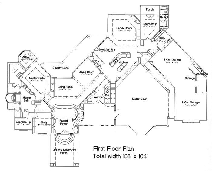6134 First Floor