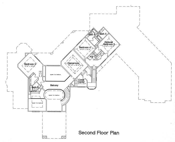 6134 Second Floor