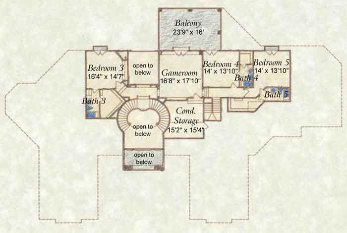 6315 Second Floor