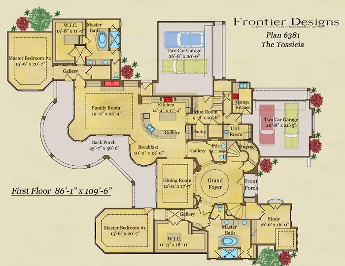 6381 First Floor