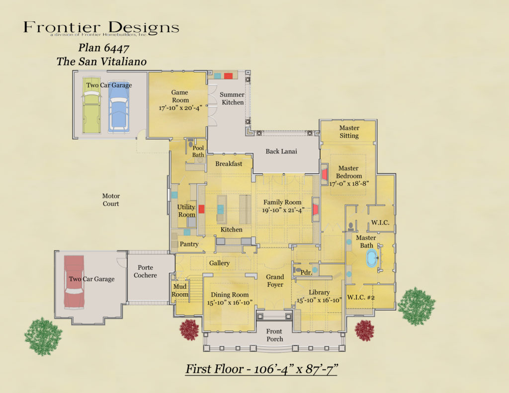6447 First Floor