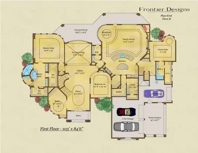 6716 First Floor Tiers II