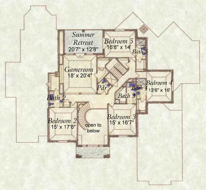 7366 Second Floor
