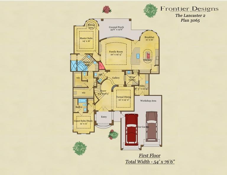 3065 First Floor