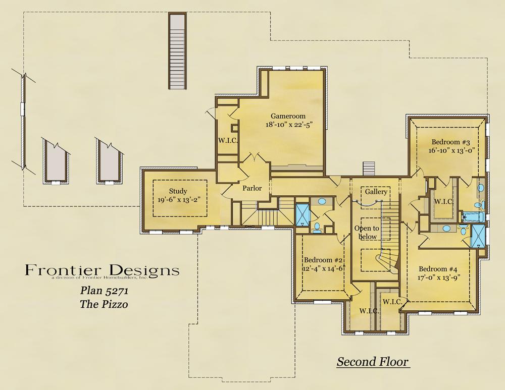 Plan_5271_second_floor