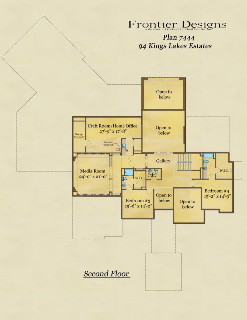 7444 second floor