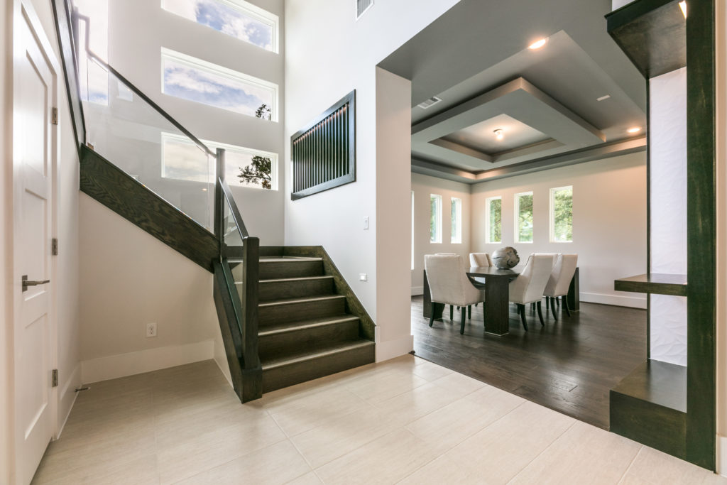 5648 Wickersham - Foyer and Dining Room