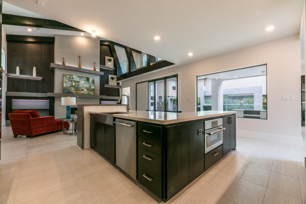 5648 Wickersham - Kitchen and Family Room