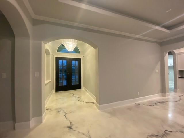 3819 South Shore - Foyer