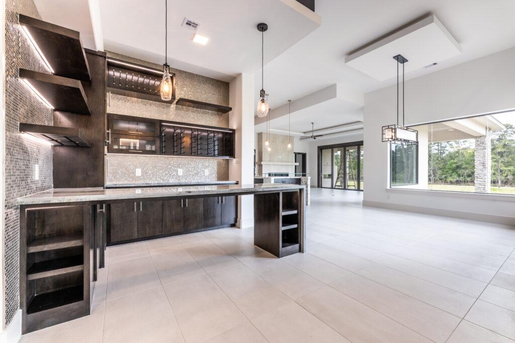 106 Kings Lake Estates - Family Room and Grotto