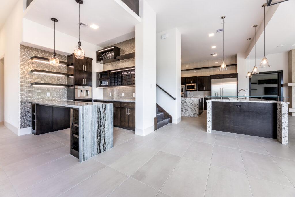 106 Kings Lake Estates - Kitchen and Grotto